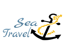 Sea Travel Logaster logo