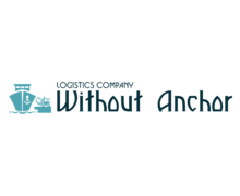 Without Anchor Logaster Logo